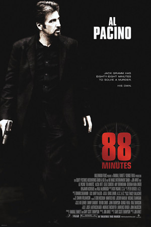 88 Minutes (2007) DVD Release Date