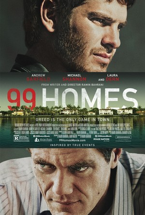 99 Homes (2014) DVD Release Date