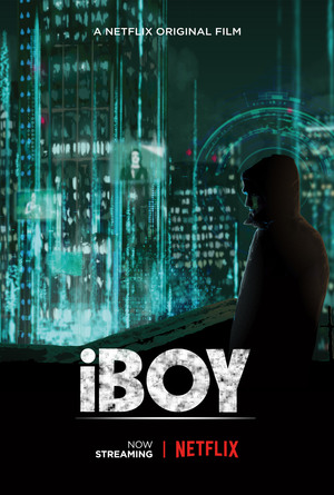 iBoy (2017) DVD Release Date