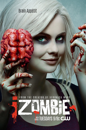 iZombie (TV Series 2015- ) DVD Release Date