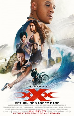 xXx: Return of Xander Cage (2017) DVD Release Date