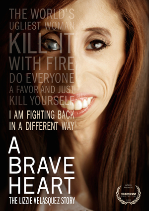 A Brave Heart: The Lizzie Velasquez Story (2015) DVD Release Date