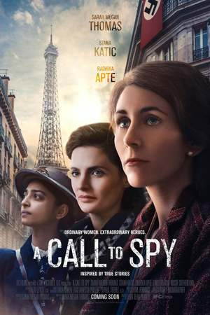 A Call to Spy (2019) DVD Release Date