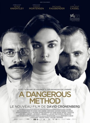 A Dangerous Method (2011) DVD Release Date