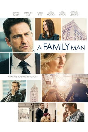 A Family Man (2016) DVD Release Date