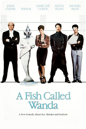 A Fish Called Wanda (1988) DVD Release Date