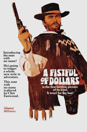 A Fistful of Dollars (1964) DVD Release Date