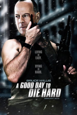 A Good Day to Die Hard (2013) DVD Release Date
