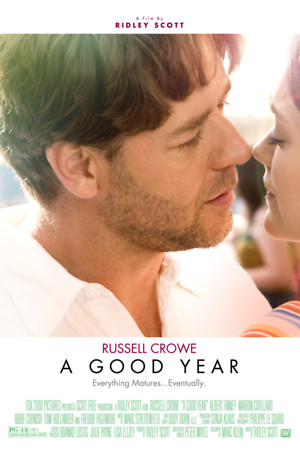 A Good Year (2006) DVD Release Date