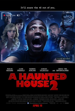 A Haunted House 2 (2014) DVD Release Date