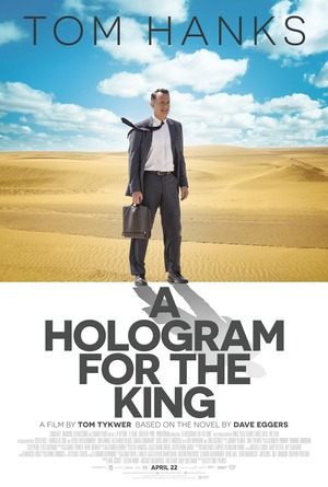 A Hologram for the King (2016) DVD Release Date