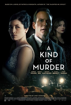 A Kind of Murder (2016) DVD Release Date