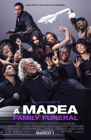 A Madea Family Funeral (2019) DVD Release Date