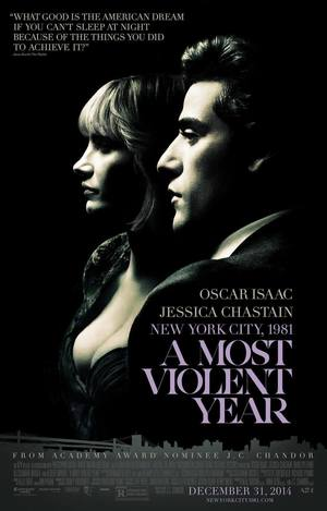 A Most Violent Year DVD Release Date