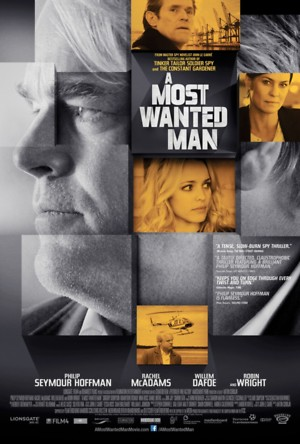 A Most Wanted Man (2014) DVD Release Date