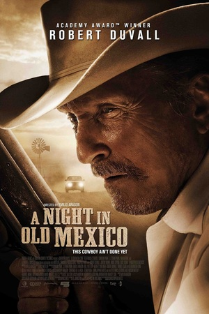 A Night in Old Mexico (2013) DVD Release Date