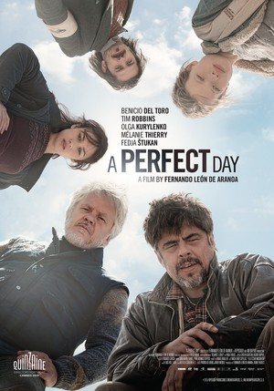 A Perfect Day (2015) DVD Release Date