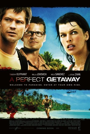 A Perfect Getaway (2009) DVD Release Date