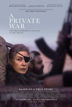 A Private War (2018) DVD Release Date