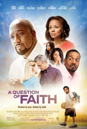 A Question of Faith (2017) DVD Release Date