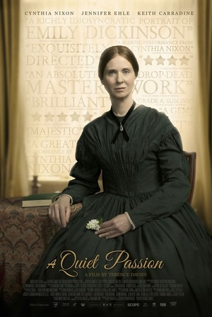 A Quiet Passion (2016) DVD Release Date