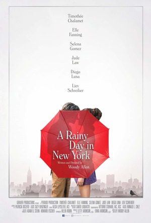 A Rainy Day in New York (2019) DVD Release Date