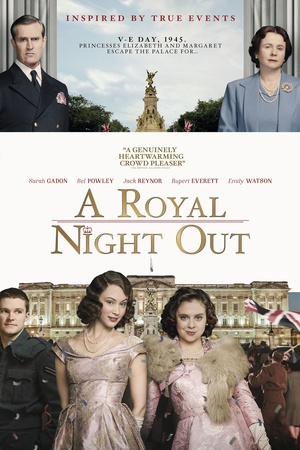 A Royal Night Out (2015) DVD Release Date