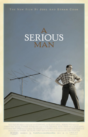 A Serious Man (2009) DVD Release Date