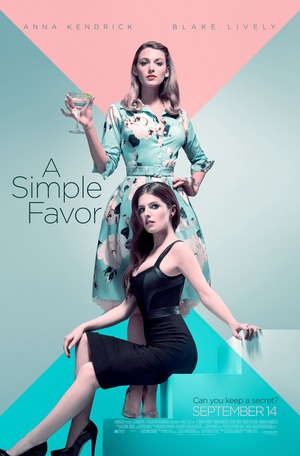 A Simple Favor (2018) DVD Release Date