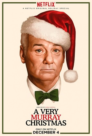 A Very Murray Christmas (2015) DVD Release Date
