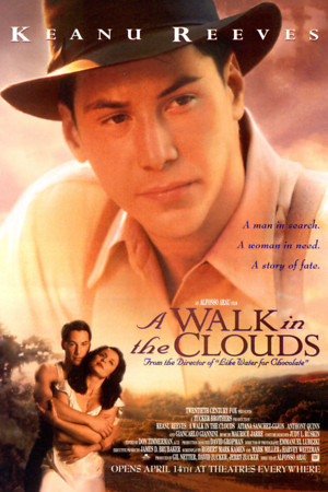 A Walk in the Clouds (1995) DVD Release Date