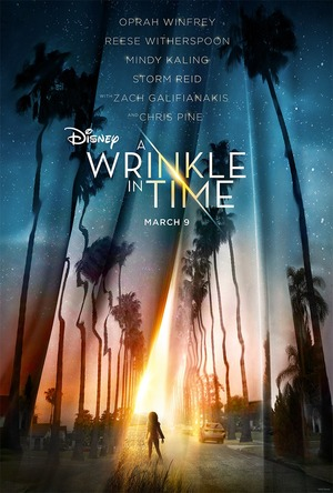 A Wrinkle in Time (2018) DVD Release Date