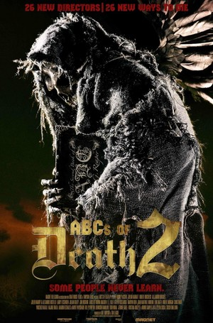 ABCs of Death 2 (2014) DVD Release Date
