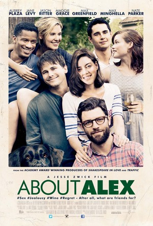 About Alex (2014) DVD Release Date