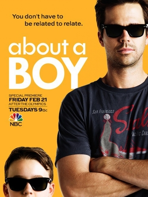 About a Boy (TV Series 2014- ) DVD Release Date