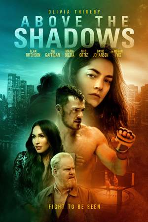 Above the Shadows (2019) DVD Release Date