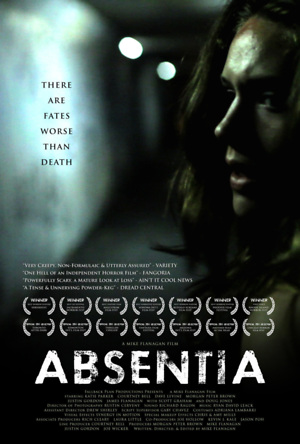 Absentia (2011) DVD Release Date