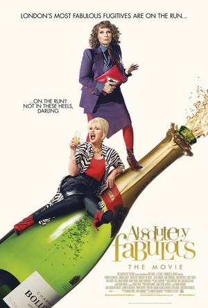 Absolutely Fabulous: The Movie (2016) DVD Release Date