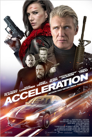 Acceleration (2019) DVD Release Date