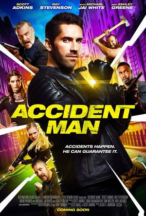Accident Man (2018) DVD Release Date
