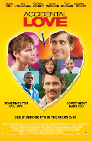 Accidental Love (2015) DVD Release Date
