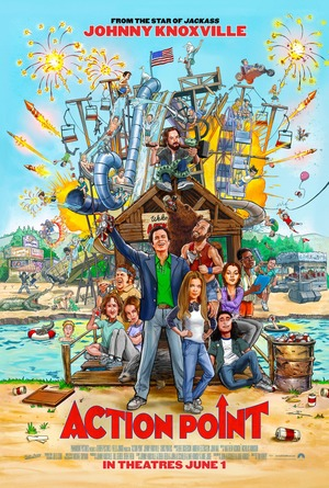 Action Point (2018) DVD Release Date