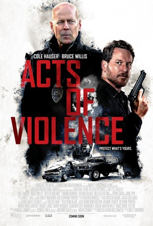 Acts of Violence (2018) DVD Release Date