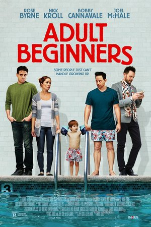 Adult Beginners (2014) DVD Release Date