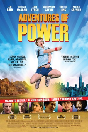 Adventures of Power (2008) DVD Release Date