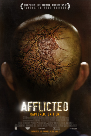 Afflicted (2013) DVD Release Date