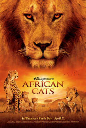 African Cats (2011) DVD Release Date