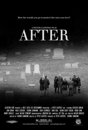 After (2014) DVD Release Date