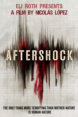 Aftershock (2012) DVD Release Date