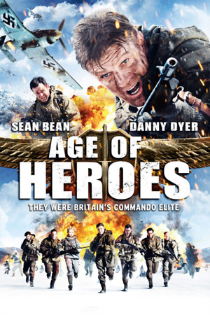 Age of Heroes (2011) DVD Release Date